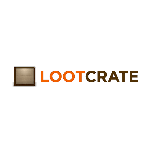 Loot Crate Colored Logo