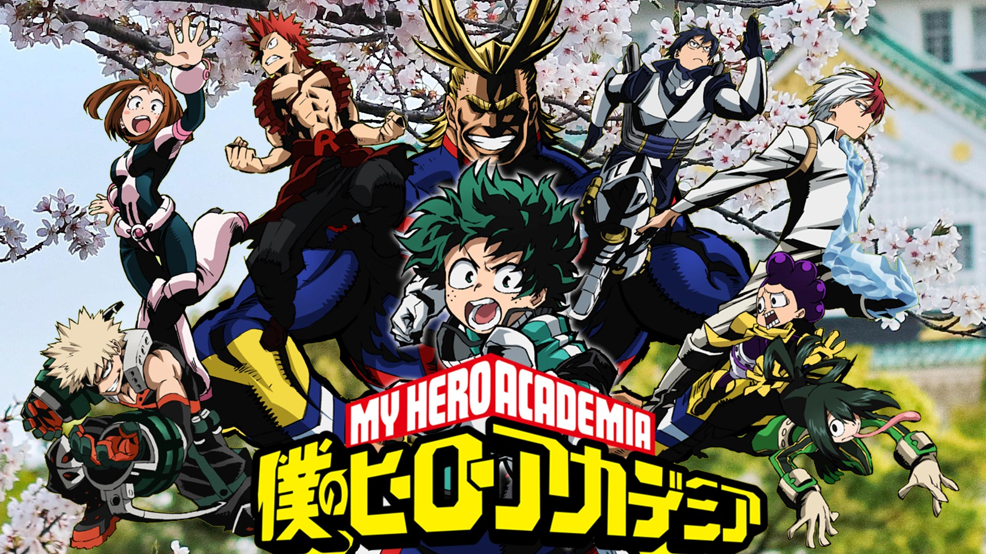 My Hero Academia Review – A Show About Superheroes That You'll Actually Like